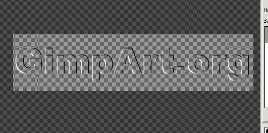 Кадрирование изображения в гимп (gimp)