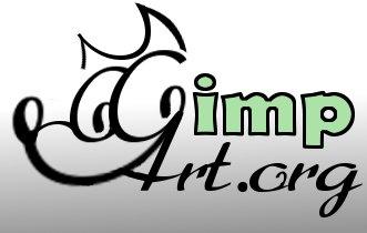 уроки Gimp - новый логотип блога