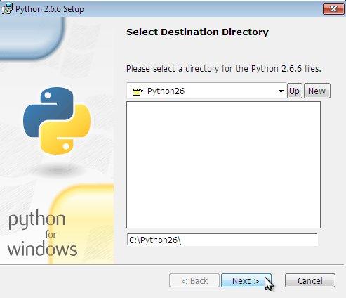 как установить python для gimp windows