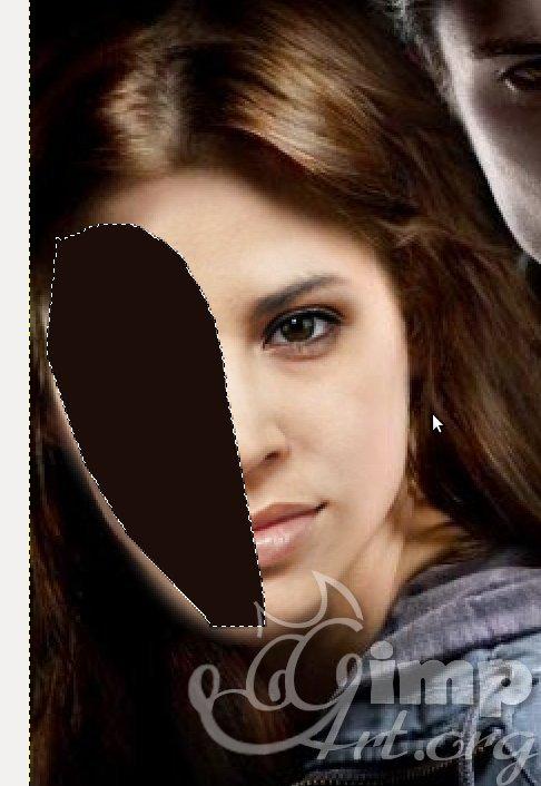 как заменить лицо на фото