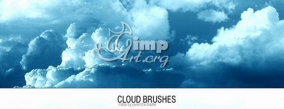 Скачиваем кисти GIMP