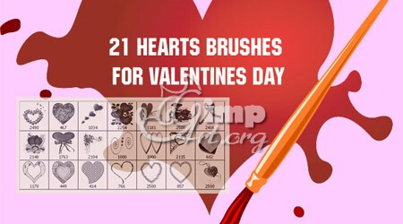 10-valentine-2010-brushes
