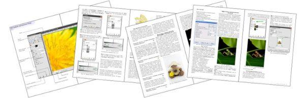 страницы из книги gimp для фотографа