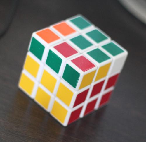 мой кубик рубик