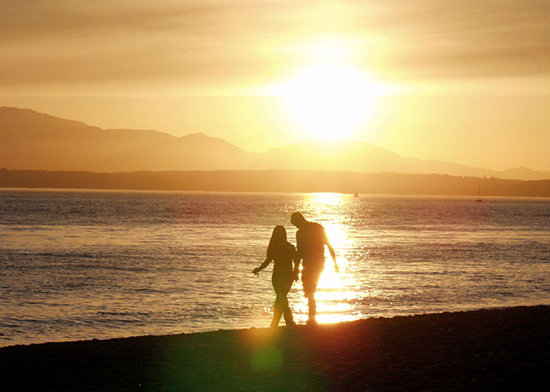 couple-sunset