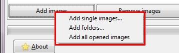пакетная обработка фото в гимп