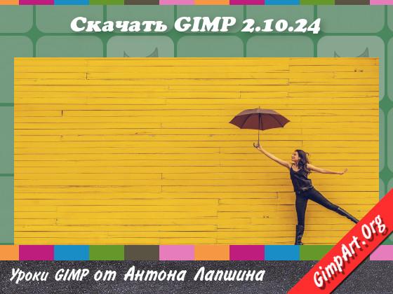 скачать gimp 2.10.24