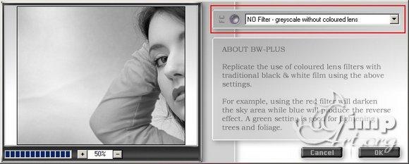 фильтры фотошопа в gimp