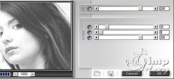фильтры photoshop в gimp